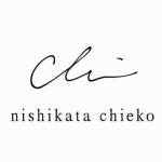 nishikata chieko(ニシカタチエコ)のロゴ