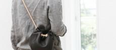 日常に優しく寄り添う、「ヌイトメル」のレザーバッグ
