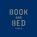 BOOK AND BED TOKYO(ブックアンドベッドトーキョー)のロゴ
