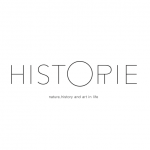 HISTORIEのロゴ