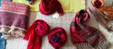 布を通して心地いい生活を提案する。テキスタイルブランド「COOVA」のストール