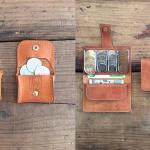 機能性抜群でセミオーダーも可能。味わいが増す「LITSTA」のレザー財布