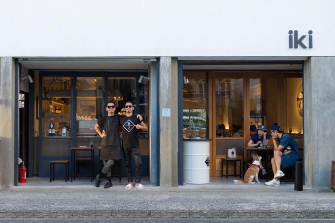 清澄白河のカフェ「iki ESPRESSO(イキエスプレッソ)」