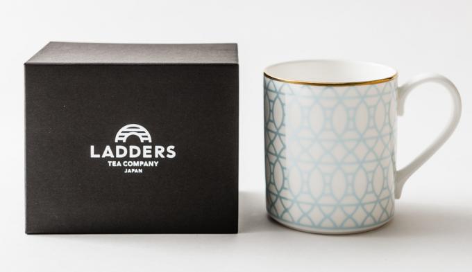LADDERS TEA COMPANY(ラダーズティーカンパニー)のマグカップ