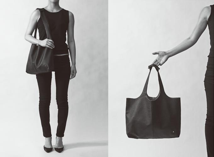シンプルを追求した「COET」のバッグ