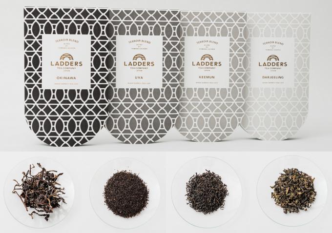 LADDERS TEA COMPANY(ラダーズティーカンパニー)の茶葉たち