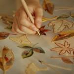 「maison des perles(メゾン・デ・ペルル)」の刺繍教室で、フランスオートクチュール刺繍を学ぼう