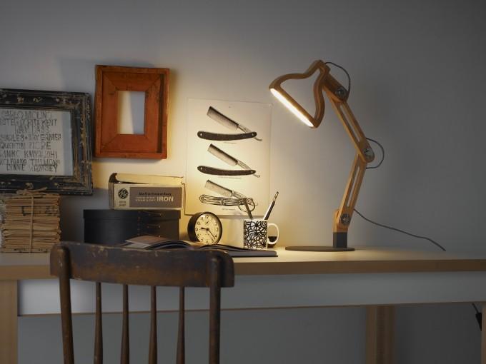 """照明ブランド「レコルト ルミエール」のユニークな照明""""ポルックス""""2種"""