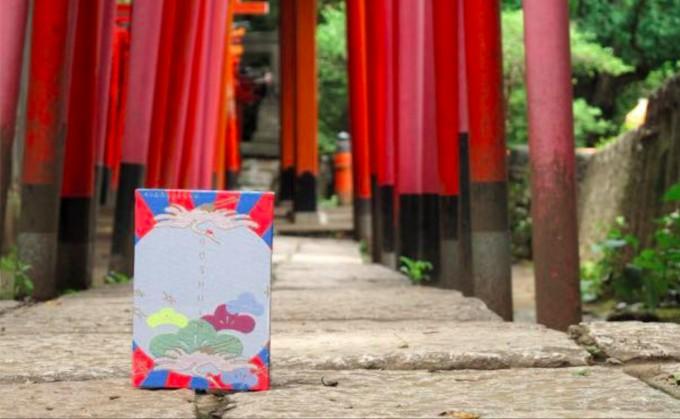 kichijitsuのご朱印帳GOSHUINノートでご朱印巡り