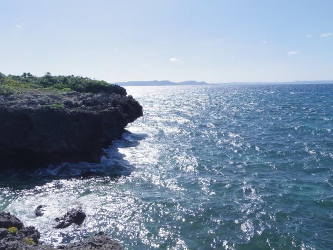 最北端のカベール岬