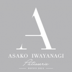 Pâtisserie Asako Iwayanagi(パティスリィ アサコ イワヤナギ)のロゴ