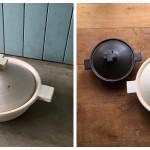 この冬は、やさしい温度を感じさせる内田可織さんの土鍋であたたまりませんか?