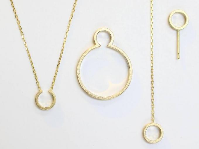 comado(コマド)のゴールド製のネックレスやリングなど数点