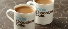 """あったかいショコラドリンクでひと休み。""""チョコレートの明治""""がプロデュースする「100%チョコレートカフェ」"""