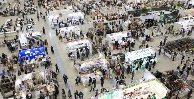 パシフィコ横浜で開催されたHandmade MAKERS'(ハンドメイドメーカーズ)の様子