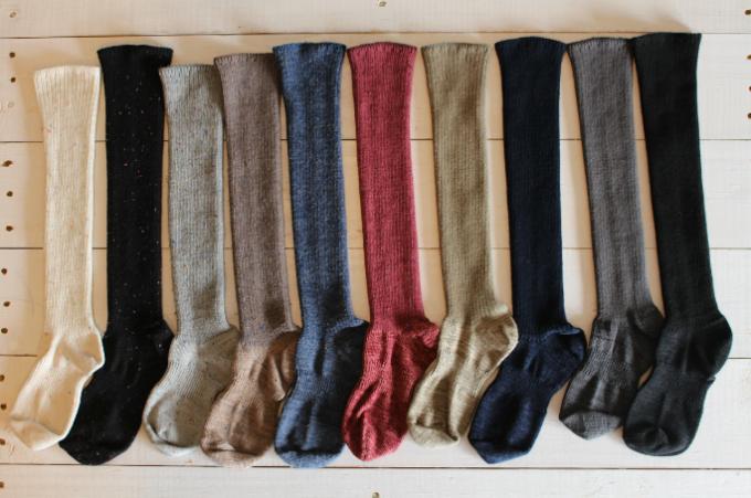 ポンテデピエの履き心地抜群な長靴下「Largo」