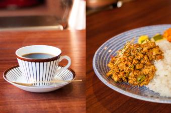 珈琲豆とスパイスが芳純に香る。秩父に佇む「珈琲とカレーの店 カルネ」で楽しむこだわりの味