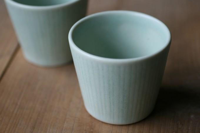 太郎工房のシンプルな手作り陶器