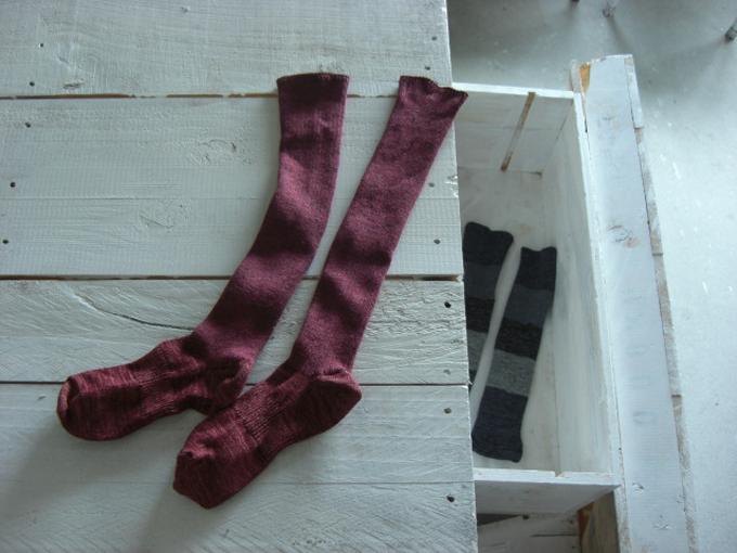 ponte de pie !(ポンテデピエ)の履き心地の良い靴下