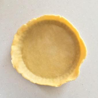 菜種油を使ったパイ生地
