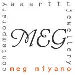 MEG MIYANO(メグ ミヤノ)のロゴ