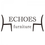 ECHOES furniture(エコーズファニチャー)のロゴ