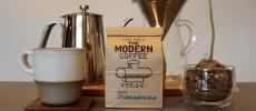 鷺沼駅にたたずむスペシャリティ―コーヒーバー「ザ・モダンコーヒー」