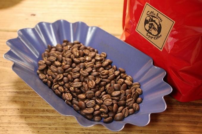 Sugaya Coffee(スガヤコーヒー)のコーヒー豆の写真