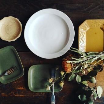 食卓に並べるたび愛しさが生まれる、あたたかみある「よしざわ窯」のうつわたち