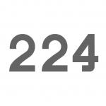 224porcelain(224ポーセリン)のロゴ