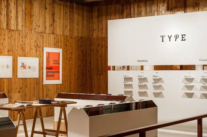 「TYPE(タイプ)」のはフォントからデザインを作っている
