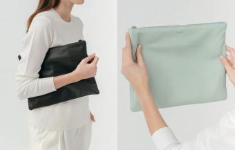 鞄の整理や収納にぴったり。流行に流されない、おすすめ革のポーチ<3選>