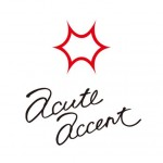 Acute Accent(アキュートアクセント)ロゴ
