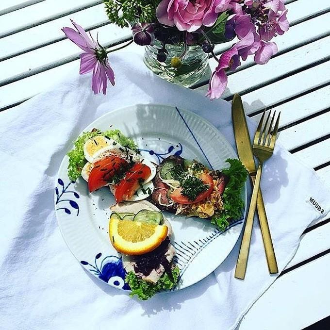 ロイヤルコペンハーゲンのおもてなし食卓