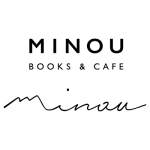 MINOU BOOKS & CAFEのロゴ