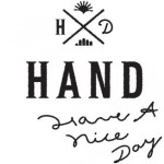 HAND(ハンド)のロゴ