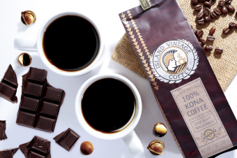 "「ISLAND VINTAGE COFFEE」で期間限定販売!チョコが香る""100%KONA""のコーヒー"