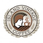 ISLAND VINTAGE COFFEEのロゴ