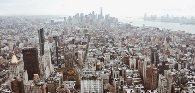 海外の街の景色