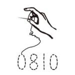 0810(ゼロハチイチゼロ)のロゴ