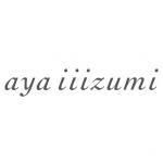 aya iiizumiのロゴ