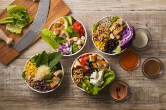 外食が続いたあとは、ニューヨーカー式デトックス?「わたしのサラダ製作所。My SALAD FACTORY!」