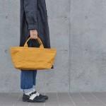 どこにだって一緒に連れていきたい。「TEJIKA」の使いやすさを考えたシンプルな帆布バッグ