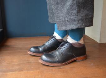 とびきりの笑顔がこぼれるバレンタインを。チョコとともに贈りたい「SOC TOKYO」の靴下