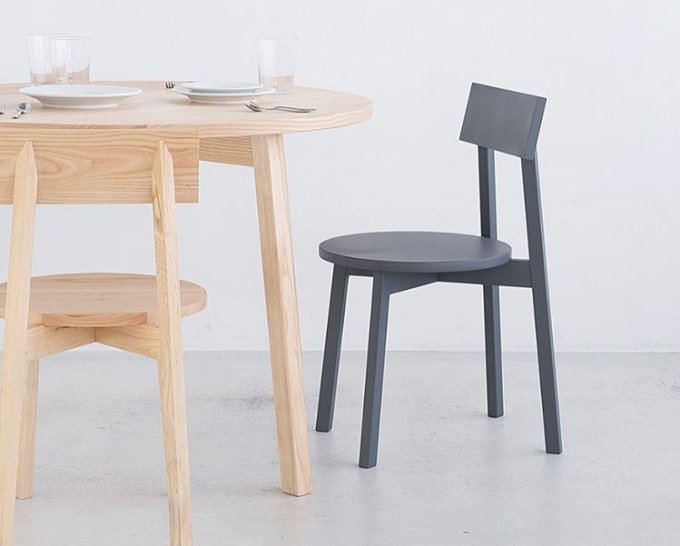 「杉工場」の家具は現代の生活にも馴染むデザイン