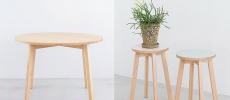 確かな技術と現代のライフスタイルに寄り添うデザイン性。ぬくもりあふれる「杉工場」の木製家具
