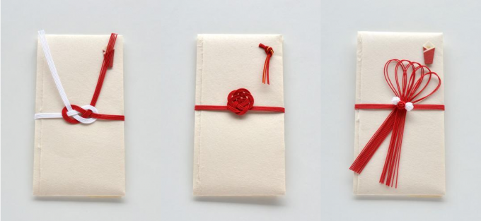 おすすめご祝儀袋、TOSAWASHI PRODUCTSの土佐和紙で作られたご祝儀袋