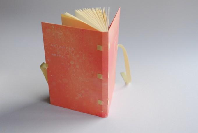 本屋さんによるオーダーメイド本や本の仕立てもしてくれる「空想製本屋」