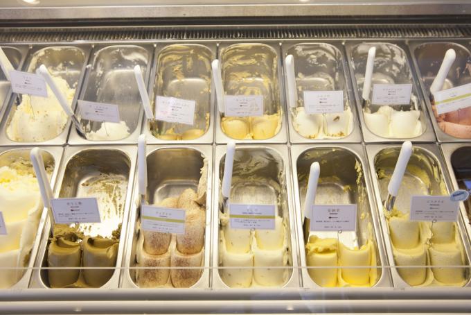 阿佐ヶ谷のジェラテリア「シンチェリータ」は手作りのジェラートが味わえるジェラート専門店