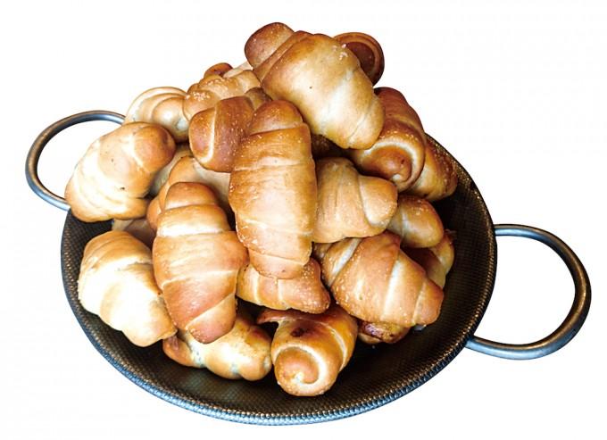 市ヶ尾にあるコッペんどっとのぱくぱく塩パン